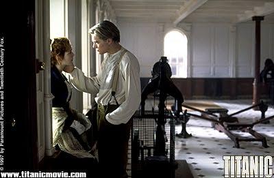 titanic rencontre rose jack